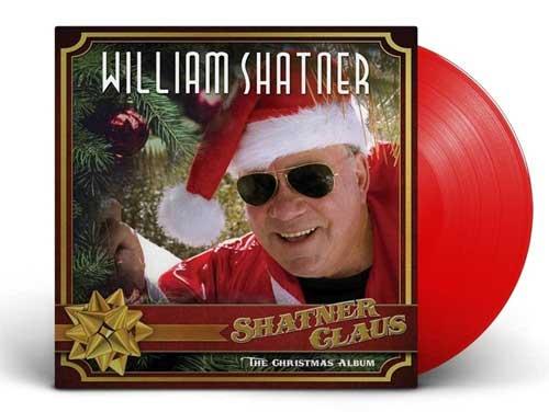 WILLIAM SHATNER / ウィリアム・シャトナー / SHATNER CLAUS - THE CHRISTMAS ALBUM (LP)