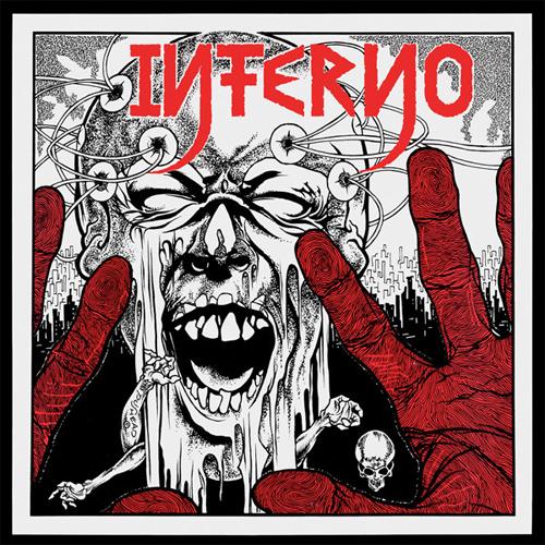 INFERNO / インフェルノ / TOD UND WAHNSINN (LP)