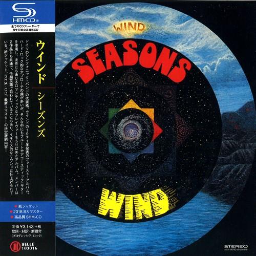 WIND (DEU) / ウィンド / SEASONS - SHM-CD/2018 REMASTER / シーズンズ - SHM-CD/2018リマスター