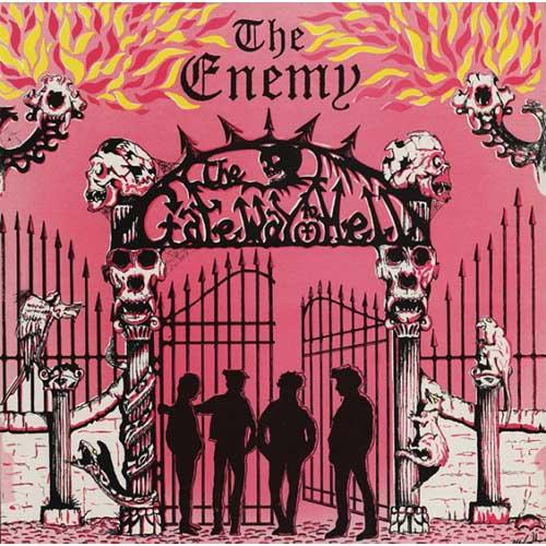 ENEMY / ENEMY(PUNK) / GATEWAY TO HELL (LP)