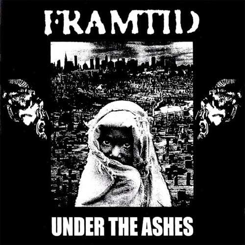 FRAMTID / フラムティッド / Under The Ashes + 8 Track EP (CD/2018再発)