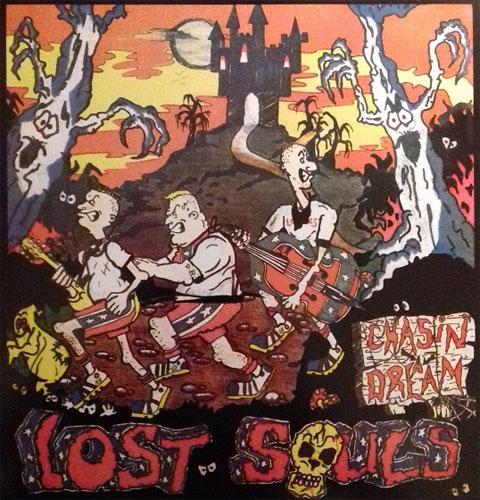 LOST SOULS / ロストソウルス / CHASIN' A DREAM (LP)