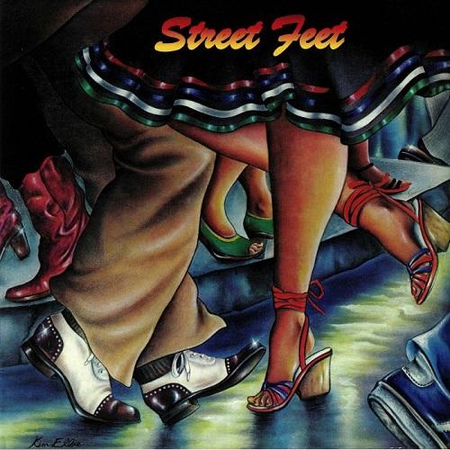 STREET FEET / STREET FEET (LP)