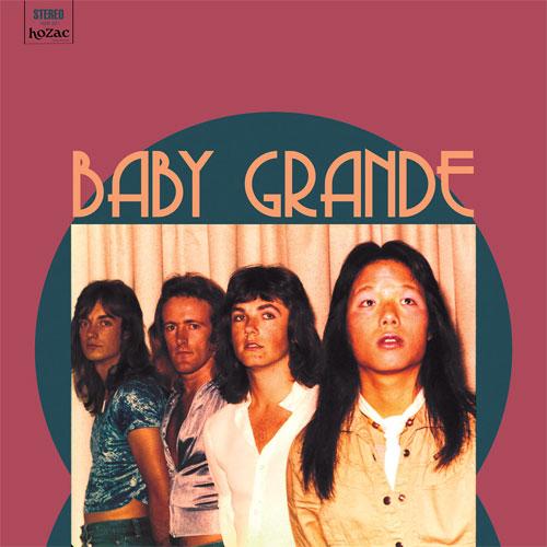 BABY GRANDE (PUNK) / BABY GRANDE 1975-77 (LP)