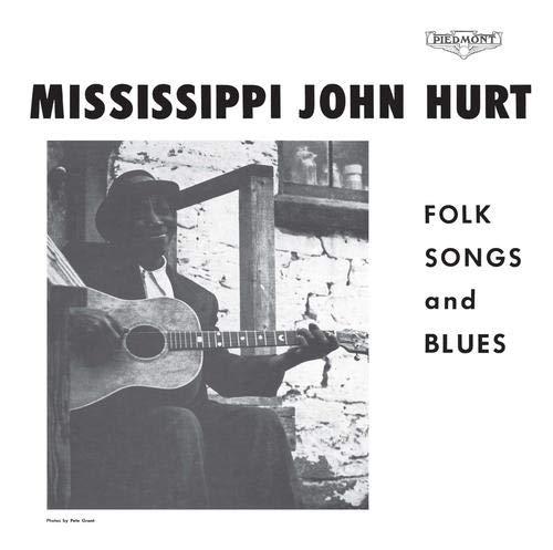 MISSISSIPPI JOHN HURT / ミシシッピ・ジョン・ハート / WORRIED BLUES (LP)