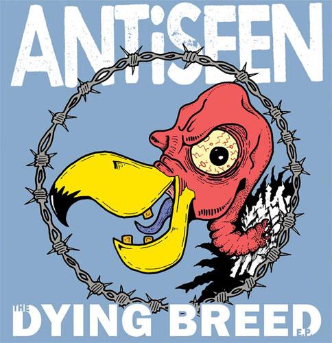 "ANTISEEN / アンチシーン / DYING BREED (12"")"