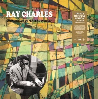 RAY CHARLES / レイ・チャールズ / BALLAD IN BLUE (LP)