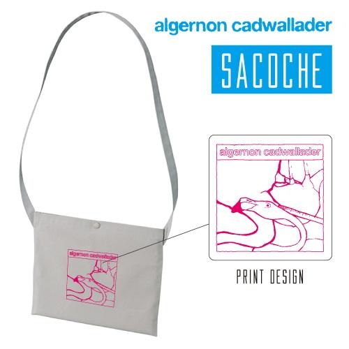 ALGERNON CADWALLADER / ALGERNON CADWALLADER SACHOCHE  (GRAY)