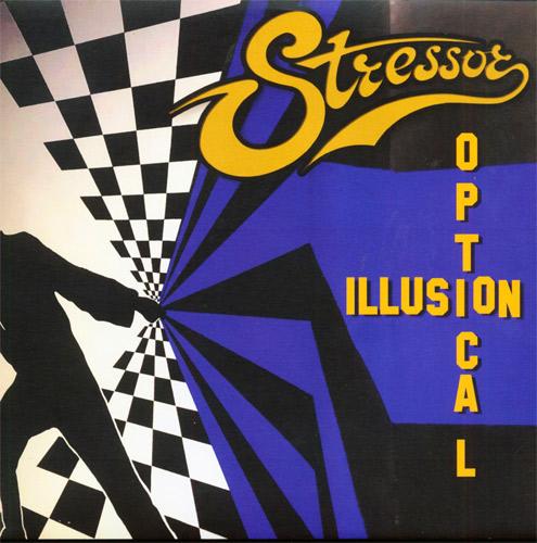 "STRESSOR / OPTICAL ILLUSION (7"")"