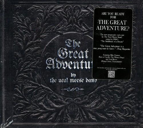 NEAL MORSE / ニール・モーズ / THE GREAT ADVENTURE: 2CD+DVD