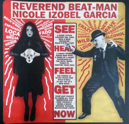 REVEREND BEAT-MAN & IZOBEL GARCIA / BAILE BRUJA MUERTO