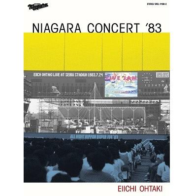 大滝詠一 / NIAGARA CONCERT '83(初回限定盤 2CD+DVD)