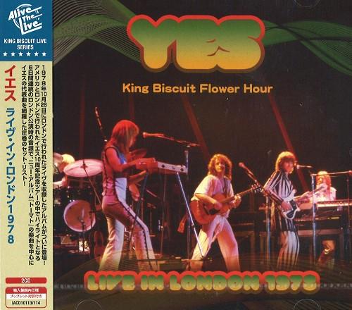 YES / イエス / LIVE IN LONDON 1978 / ライヴ・イン・ロンドン1978