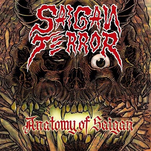 SAIGAN TERROR / Anatomy of Saigan