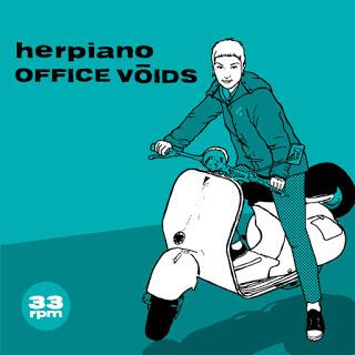 herpiano / OFFICE VOIDS / split