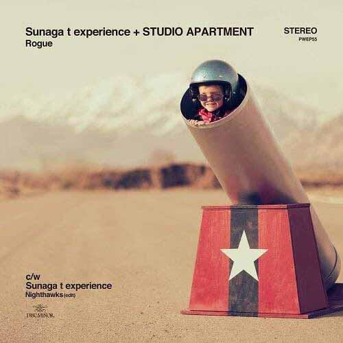 SUNAGA T EXPERIENCE / スナガ・ティー・エクスペリエンス / Rogue (Sunaga t experience+STUDIO APARTMENT)