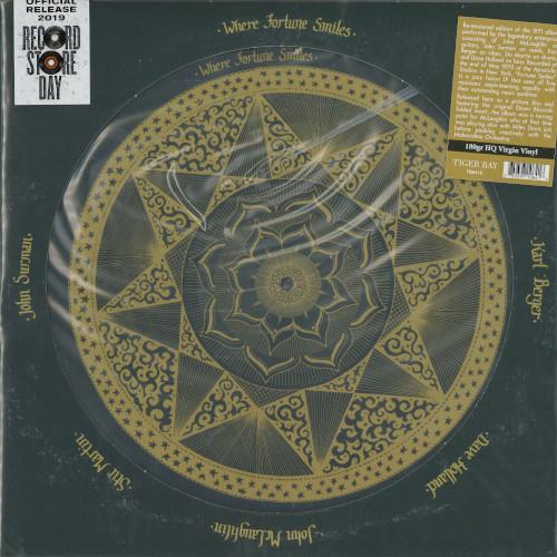 JOHN MCLAUGHLIN / ジョン・マクラフリン / Where Fortune Smiles(LP)