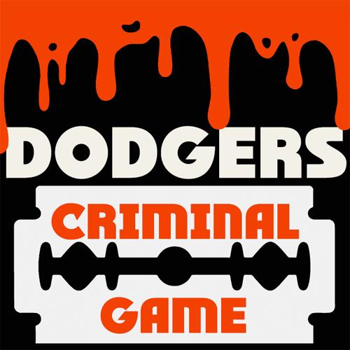 """DODGERS (PUNK) / CRIMINAL GAME (7"""")"""