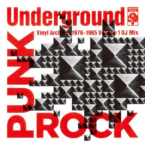 Ita / U.S.Masa / Yuji / Underground Punk Rock Vinyl Archives 1976 - 1985 Volume 1