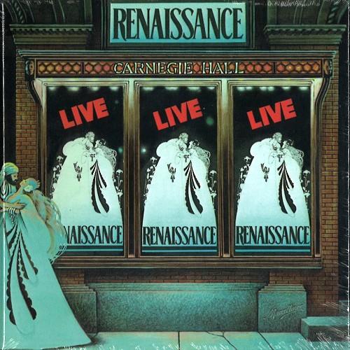 RENAISSANCE (PROG: UK) / ルネッサンス / LIVE AT CARNEGIE HALL: 3CD REMASTERED & EXPANDED CLAMSHELL BOXSET EDITION - 2019 REMASTER