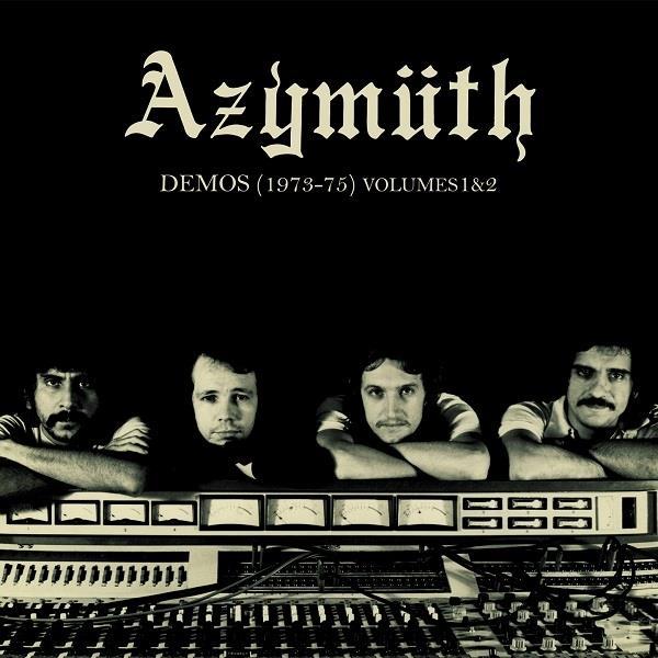 AZYMUTH / アジムス / デモ・トラックス 1973-75 VOL. 1&2  : 帯ライナー付国内仕様CD