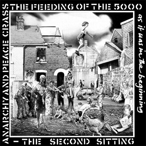 CRASS / FEEDING OF THE 5000