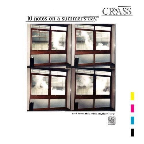 CRASS / TEN NOTES ON A SUMMER'S DAY
