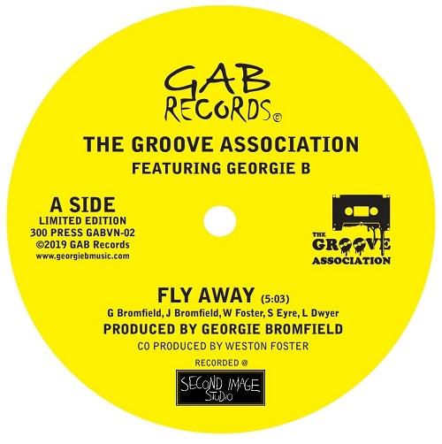 GROOVE ASSOCIATION / FLY AWAY / DANCING IN HEAVEN