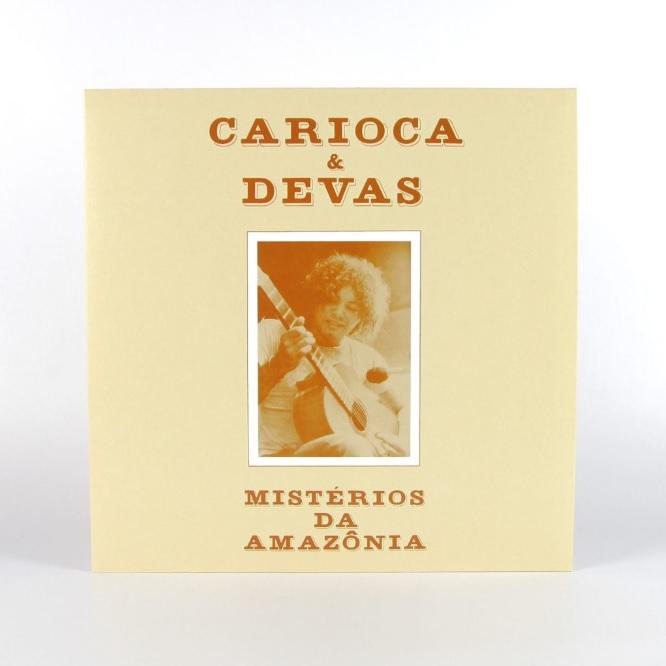 CARIOCA & DEVAS / カリオカ & ヂヴァス / MISTERIOS DA AMAZONIA