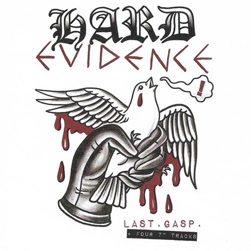 HARD EVIDENCE / LAST. GASP. (+BONUS)