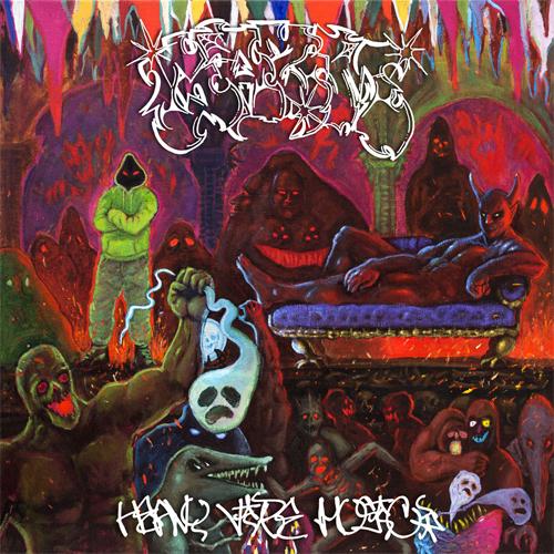 GAZM / HEAVY VIBE MUSIC (LP)