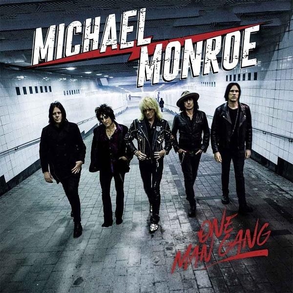 MICHAEL MONROE / マイケル・モンロー / ONE MAN GANG / ワン・マン・ギャング -デラックス・エディション-<CD+DVD>