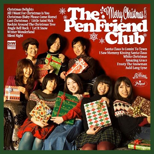 ザ・ペンフレンドクラブ/Merry Christmas From The Pen Friend Club (LP)