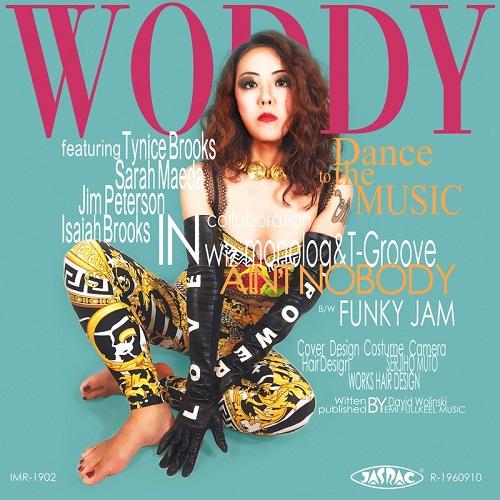 WODDYFUNK/エイント・ノーバディ/ファンキー・ジャム