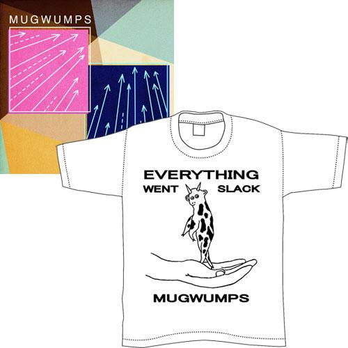 MUGWUMPS (JPN/PUNK) / plural Tシャツ付きセット/M