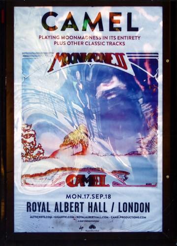 CAMEL / キャメル / LIVE AT THE ROYAL ALBERT HALL 2018: Blu-ray
