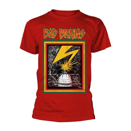 BAD BRAINS / バッド・ブレインズ / M/RED/BAD BRAINS
