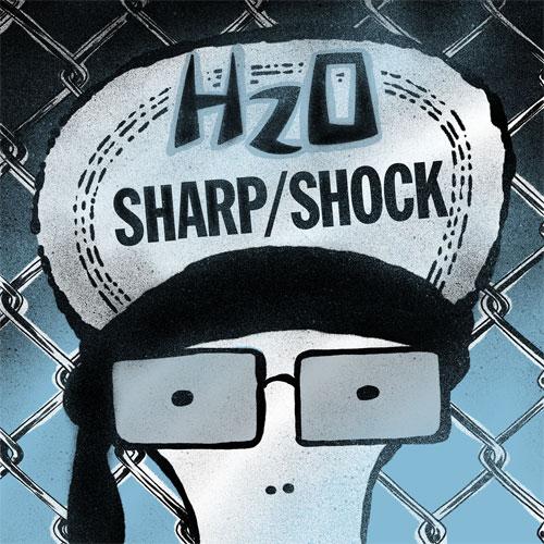 "H2O : SHARP SHOCK / SPLIT (7"")"