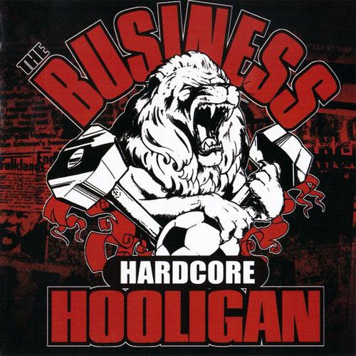 BUSINESS / HARDCORE HOOLIGAN (LP)