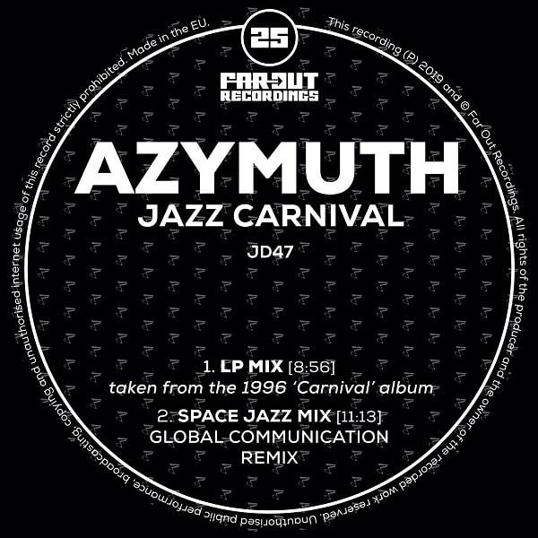AZYMUTH / アジムス / JAZZ CARNIVAL