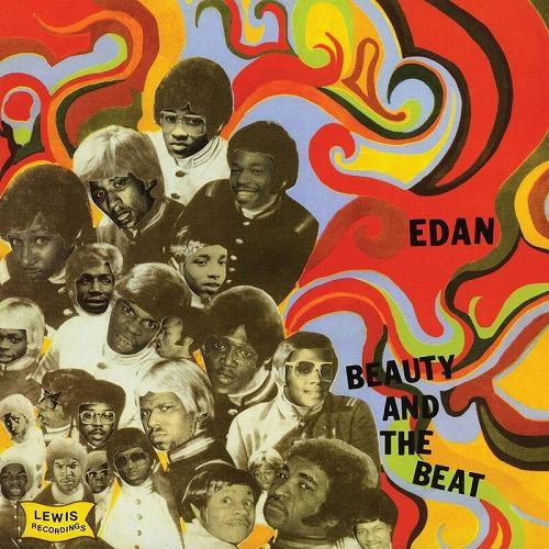 """EDAN / イードン / BEAUTY AND THE BEAT """"LP"""""""