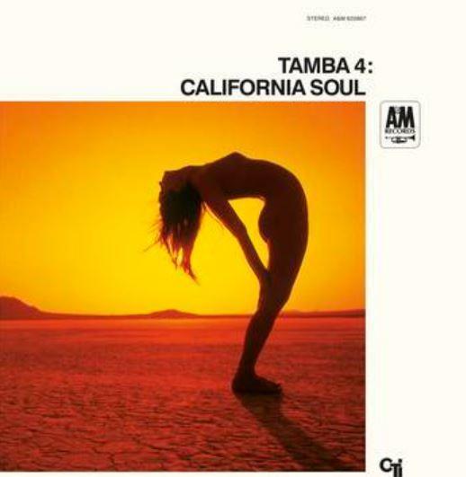 TAMBA 4 / タンバ 4 / CALIFORNIA SOUL