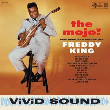 FREDDIE KING (FREDDY KING) / フレディ・キング / THE MOJO! KING RARITIES & OBSCURITIES (LTD.GOLD VINYL)
