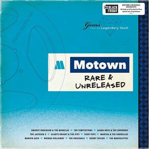V.A. (Motown Rare & Unreleased) / Motown Rare & Unreleased(LP)