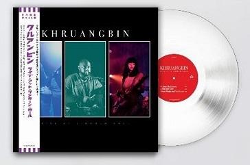 KHRUANGBIN / クルアンビン / ライブ・アット・リンカーン・ホール(LTD.WHITE VINYL)