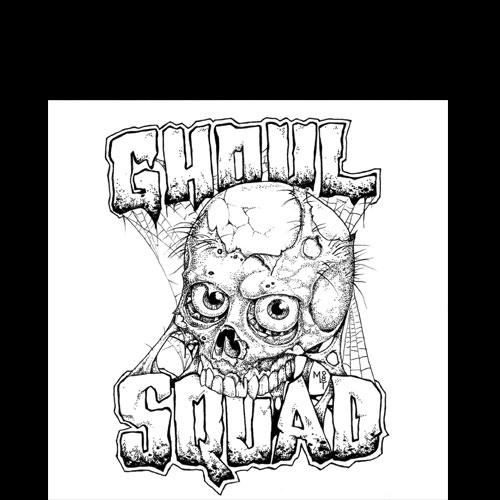 GHOUL SQUAD / NECRODOLL (LP)