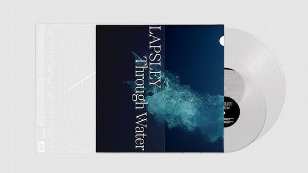 "LAPSLEY / ラプスリー / THROUGH WATER (LP+7"")"