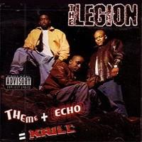 LEGION / THEME + ECHO = KRILL