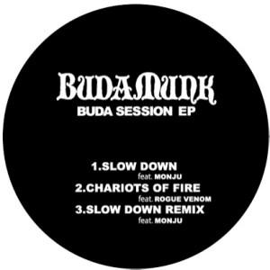 BUDAMUNK / ブダモンク / BUDA SESSION EP