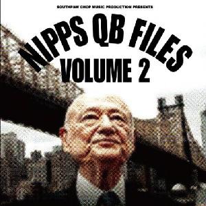 NIPPS aka DJ HIBAHIHI / ニップス aka DJヒバヒヒ / NIPPS QB FILES vol.2